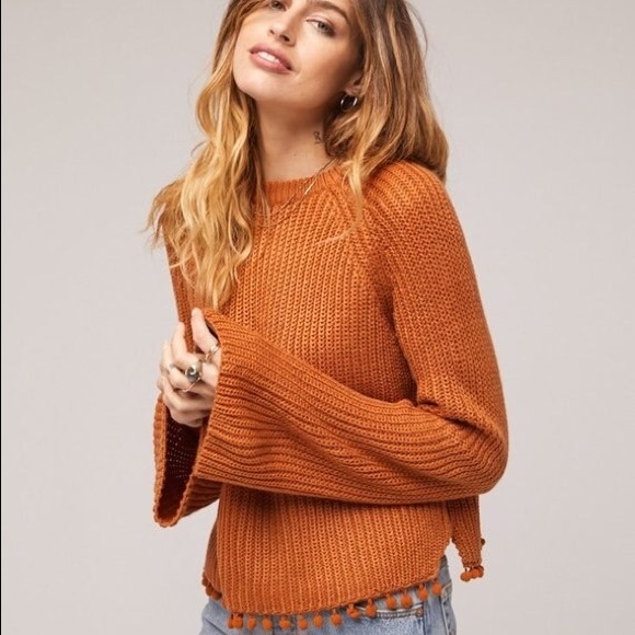 Band of Gypsies Sweaters - Band of Gypsies Caden Sweater